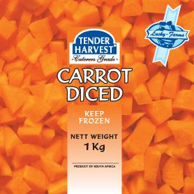 Carrot Diced