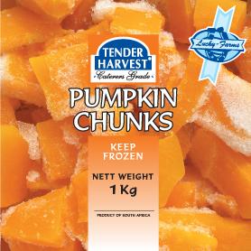 Pumpkin Chunks